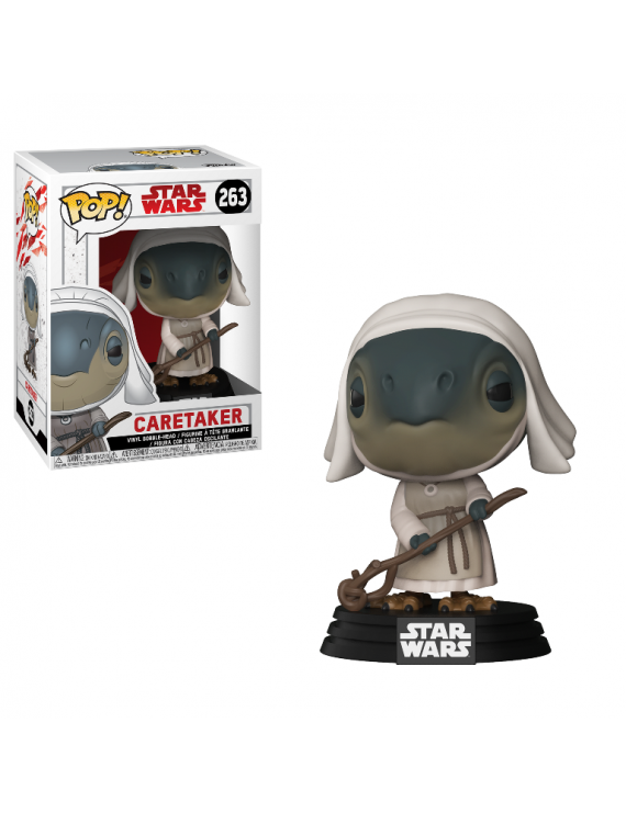 POP BOBBLE: STAR WARS: E8 TLJ: CARETAKER