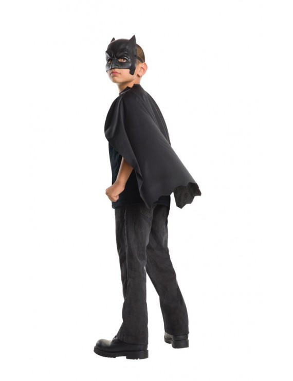 BATMAN CHILD CAPE /MASK