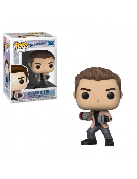 POP BOBBLE: MARVEL: RUNAWAYS: CHASE