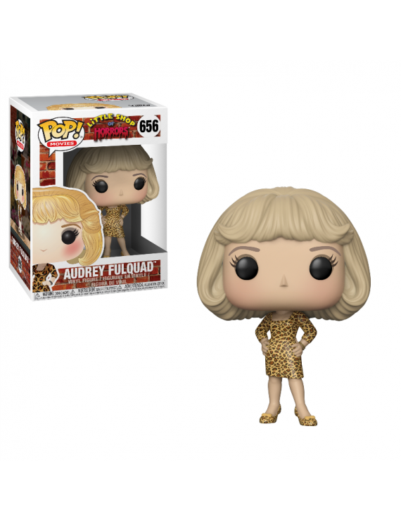 POP VINYL: LITTLE SHOP OF HORRORS: AUDREY