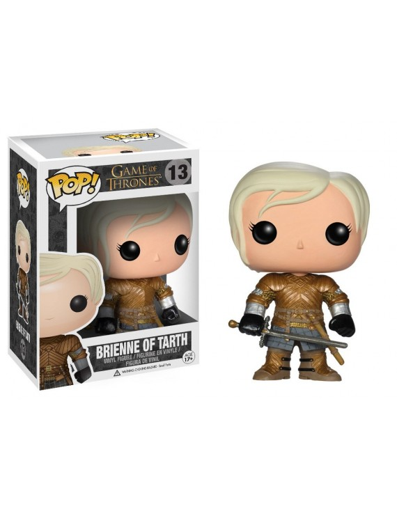 POP TV: GOT - BRIENNE OF TARTH