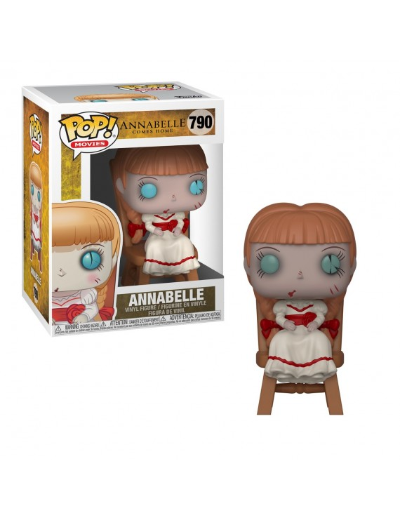POP MOVIES: ANNABELLE-ANNABELLE IN CHAIR
