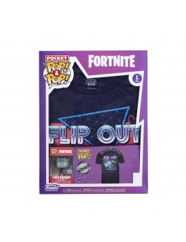 POCKET POP! FORTNITE + TRICOU LOVE RANGER M