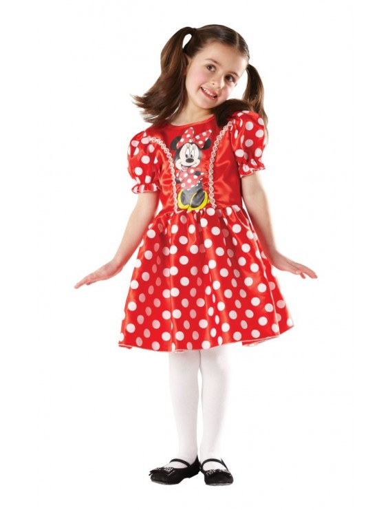 COSTUM Minnie - ROSU S