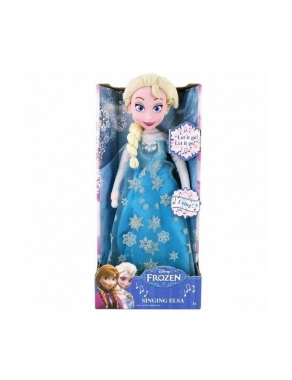 FROZEN Plus muzical Elsa