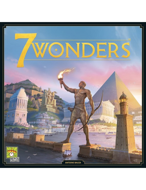 Joc societate 7 WONDERS ver 2