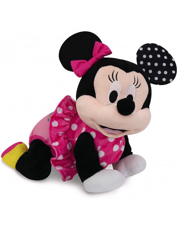 PLUS MINNIE MOUSE PRIMII PASI