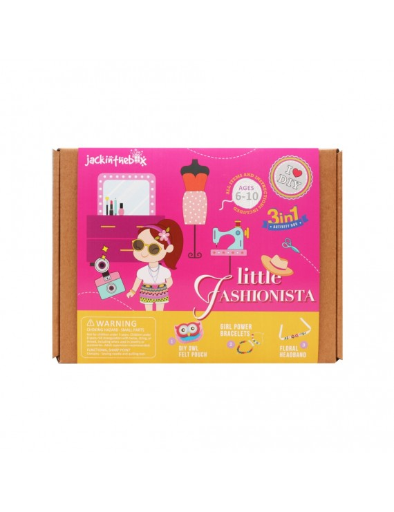 KIT CREATIE 3IN1 MICUTA FASHIONISTA