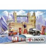 PUZZLE LONDRA, 100 PIESE