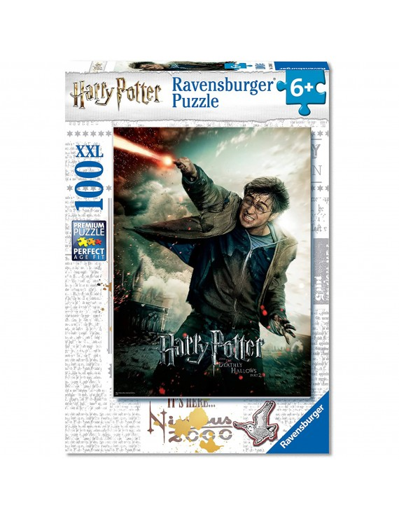 PUZZLE HARRY POTTER, 100 PIESE